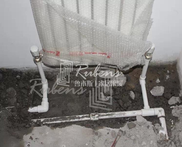 鲁本斯:暖气片安装图文教程攻略10