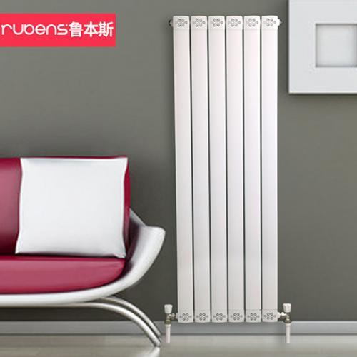 8060弧面铜铝复合暖气片/散热器