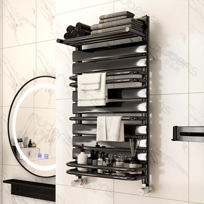 库尔贝系列铜铝复合小背篓暖气片