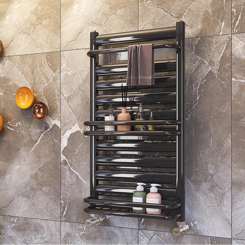 西斯莱系列卫浴小背篓暖气片600,800高